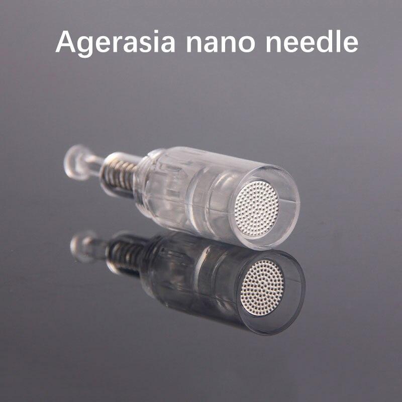 20 штук agerasia нано дермы ручку
