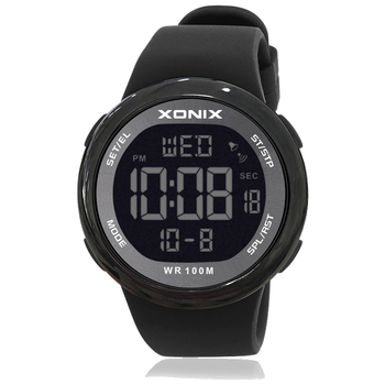 2019 Sport Watche Luxury Men  Relogio Masculino LED Digital Diving Swimming Reloj Hombre Hardlex Mirror Sumergible Wristwatch NY 5