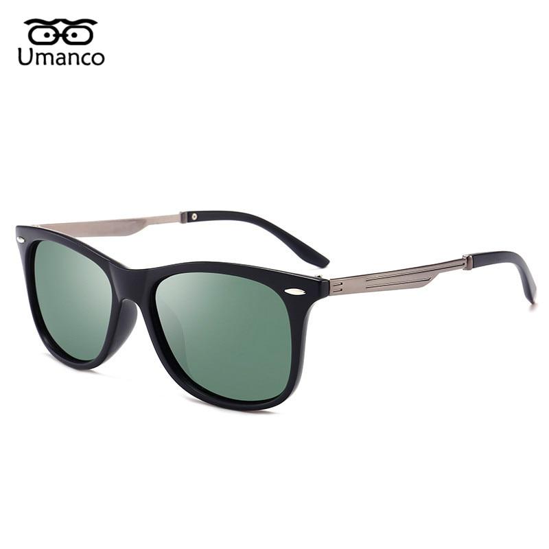4d37d559f66 Umanco Big Square Rimless Sunglasses Women Men Vintage Fashion Metal Sun Glasses  Female Oversized Shades Eyewear ...