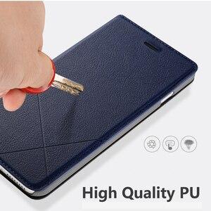 Image 5 - Funda de cuero hecha a mano para iphone, carcasa de cuero con tapa para iphone 11 Xs Max Xr X 8 Plus 7 Plus 6 6s Plus 5 5s SE, ranura para tarjetas