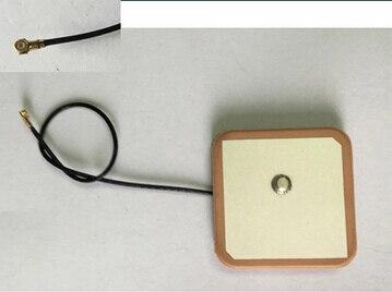 2 pcs lot 25x25x2mm font b gps b font tracking antenna