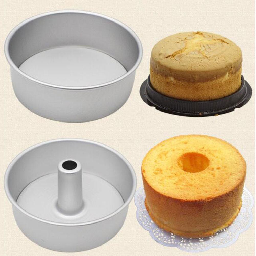 New Arrival DIY Baking Mold 6/8 Inch Hollow Live Bottom Cake Mold Baking Tools