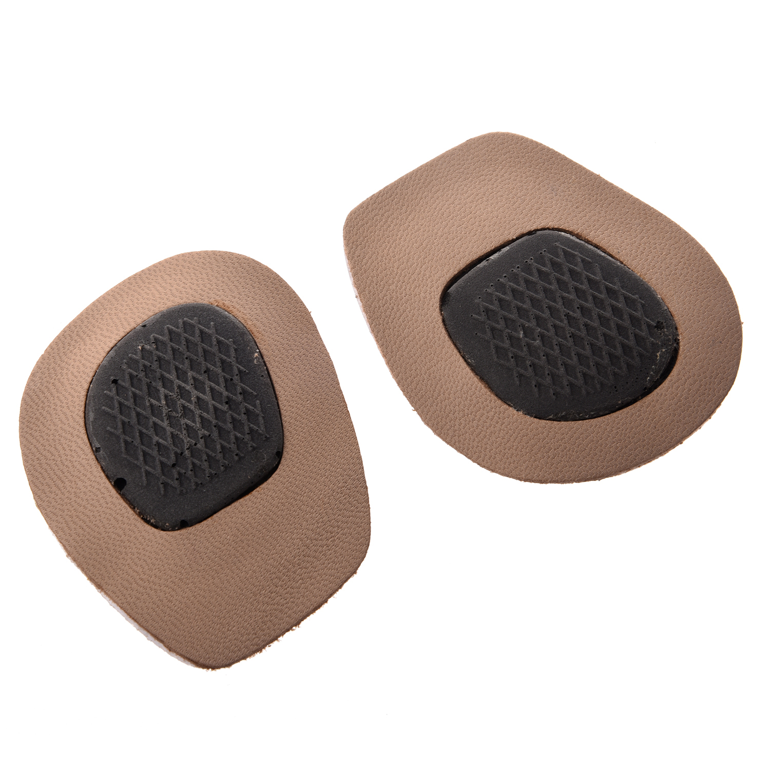VSEN 2X 1 pair Back Half-Insoles for Shoes with High Heels: One Size