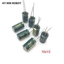 Pcs 400 v 15 10 uf capacitores eletrolíticos uf 400 v 10 15x13mm 105C Radial de Alta- freqüência baixa resistência Capacitor Eletrolítico