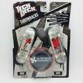 1 unid Nuevo doble junta 96mm Diapasón Skateboard Decks Tech throwbacks H-Calle paquete Original de juguete niños