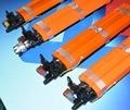 4 piezas desarrollador unidad DV512 compatible para konica minolta bizhub c224 c284 C364 KMCY