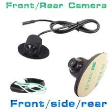 Универсальный CCD Новые HD Авто заднего вида Камера спереди/сбоку/сзади Ночное видение парковка Камера с 360 градусов вращение