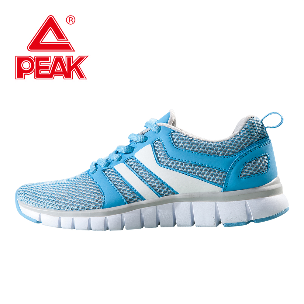 PEAK SPORT Women  Running Shoes Breathable Running Shoes For Women Brand Sports Athletic Sneakers Ladies Running Shoes PEAK 2017brand sport mesh men running shoes athletic sneakers air breath increased within zapatillas deportivas trainers couple shoes