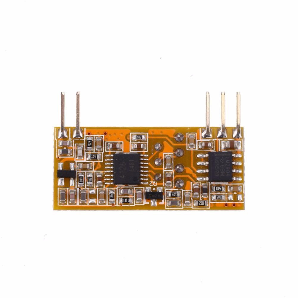 New 315mhz Dc3 5v Multi Electronic Remote Rx Signal