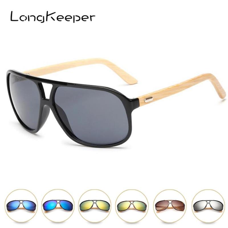 Customed Logo Mirror Wooden Sunglasses Women Brand Design Sun glasses Men Big Frame Original Wood Goggles