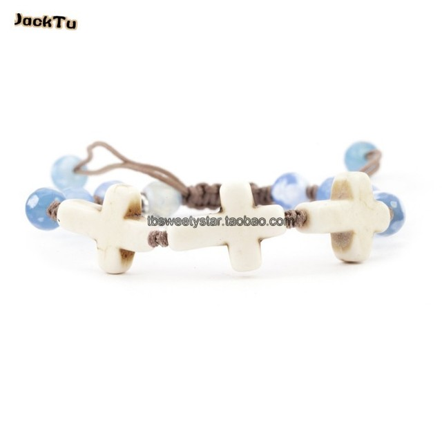 blue jade mixed turquoise skull single wrap bracelet jewelry