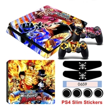 One Piece Playstation 4 PS4 Skin