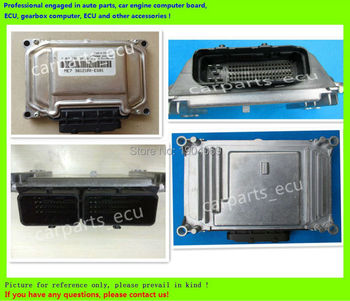 For 4A92 car engine computer board/ME7.8.8/ME17 ECU/Electronic Control Unit/F01RB0DL40 1860C708 4A92T-E5+/F01R00DL40/Car PC