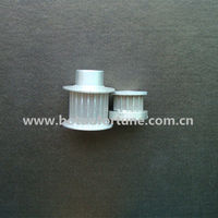 60 Teeth T10 Aluminium Timing Belt Pulley Timing Belt Pulleys 10mm Width 5pcs A Pack
