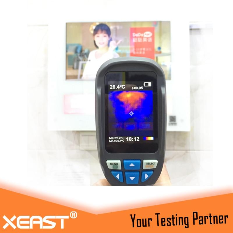 Handheld Thermal Imaging Camera Infrared Thermometer ht 02 Thermal Imager thermometre infrarouge termometro infravermelho