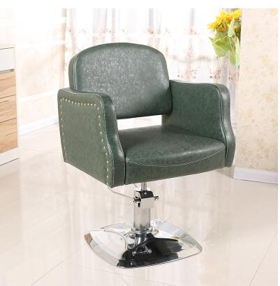 Barber's Chair Salon Hairdressing Chair Factory Outlet Barber Chair Salon Swivel Chair hair salon barber chair hairdressing chair put down the barber chair