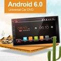 """7 """"HD Android 6.0 Сенсорный Экран Авторадио-Плеер автомобиля GPS Навигации 2 Din Universal Quad Core Автомобиль Головного Устройства В Тире Видео 1 Г RAM"""