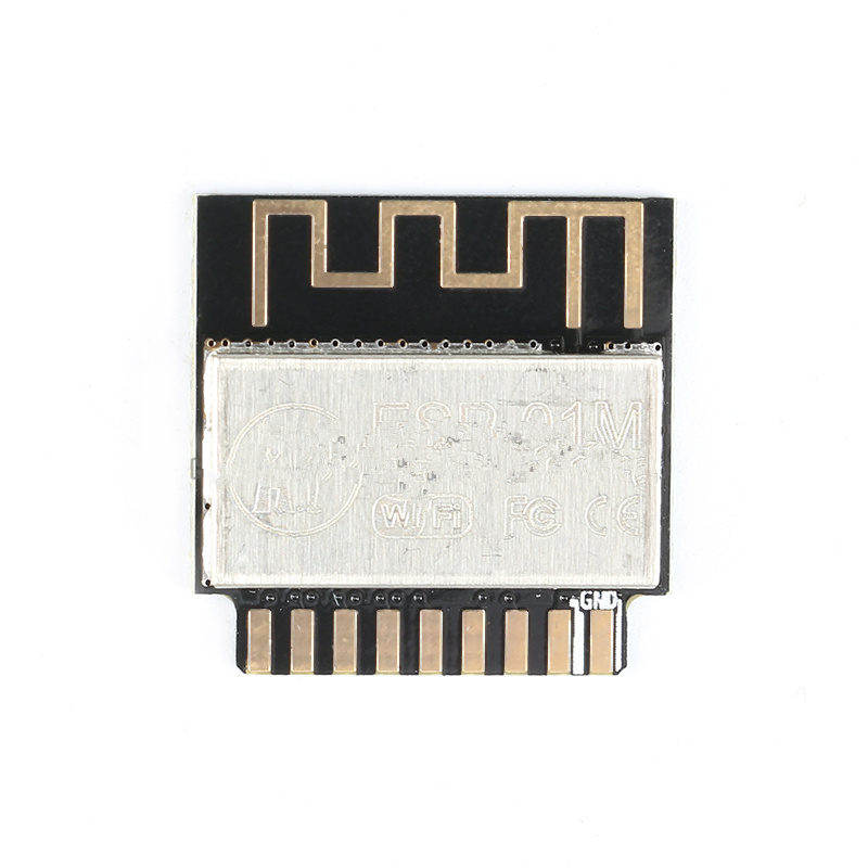 ESP8285 Serial to WiFi Module Wireless Smart Socket / IoT / Duplex / ESP-01M official doit mini ultra small size esp m2 from esp8285 serial wireless wifi transmission module fully compatible with esp8266