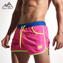 Quick dry men s board shorts fashion sea maillot de bain sexy beach bermuda elastic waist.jpg 250x250