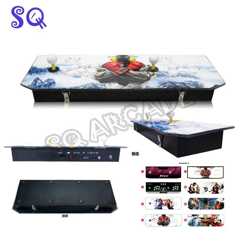 Boîte 5 S + 1299 en 1 Jeu D'arcade Console pour TV PC PS3 Monitor Support HDMI VGA USB avec pause et turbo fonction 1388 dans 1
