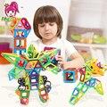 Mylitdear 39 unids grande diseñador magnética juguetes educativos de plástico creativo ladrillos enlighten bloques de construcción magnética juguetes para los niños