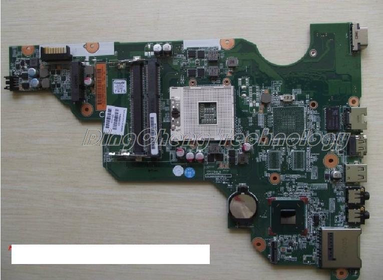 laptop Motherboard For hp compaq CQ58 CQ58-2000 686280-501 686280-001 DDR3 HM75 integrated graphics card