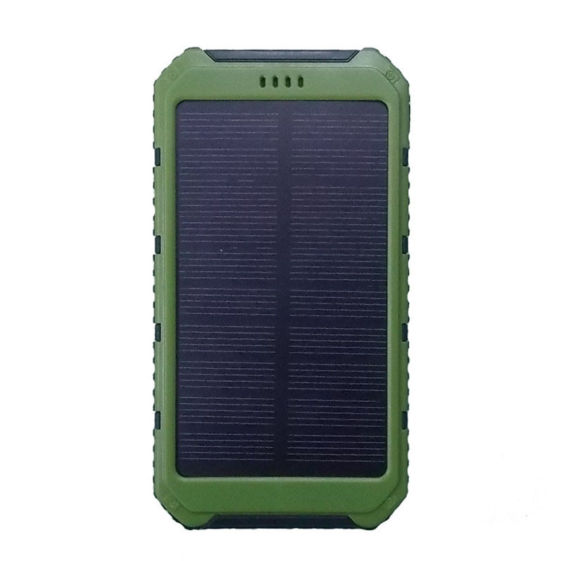 Solar Energy Mobile Power Bank Nesting Portable Wear resistant Mobile Power Box New Arrival in Power Bank Accessories from Cellphones Telecommunications