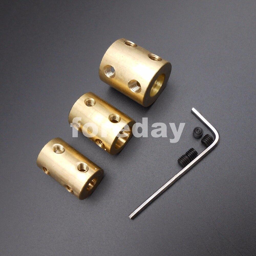 3mm//4mm//5mm//6mm//7mm//8mm Flexible Motor Shaft Coupler Coupling for DIY PartsO7 PL