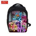 Аниме мой маленький пони рюкзак для девочек детей ежедневно рюкзаки школьные сумки студенты рюкзак дети мультфильм Bookbag Mochila
