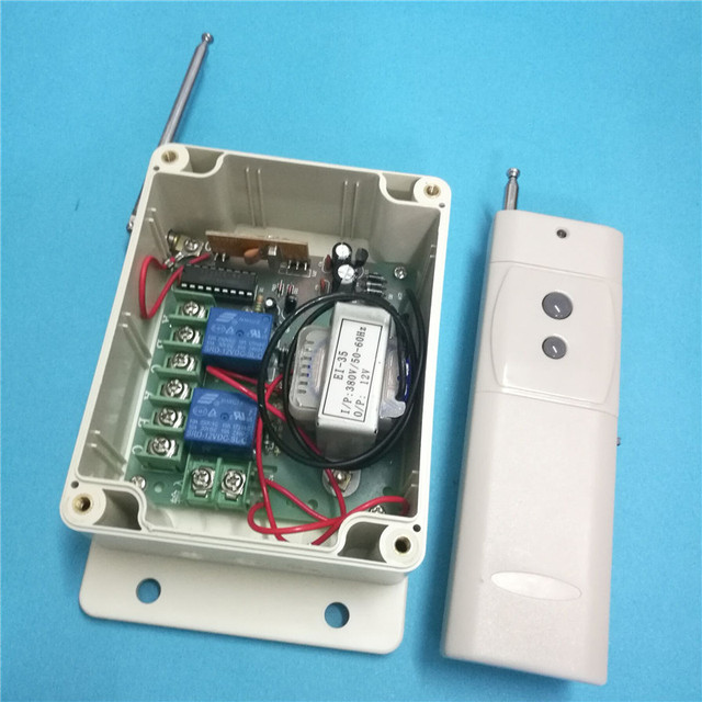 380V Remote control switch for water pump Three phase motor remote ...