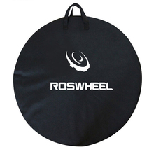 Hot ROSWHEEL 73cm Bicycle Wheel Bags Cycling Road MTB Mountain Bike Wheel Bag Single Carrier Carrying Package