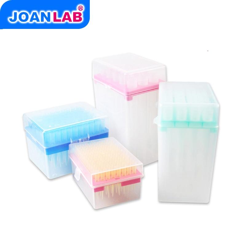 JOANLAB Laboratory 10ul 200ul 1ml 5ml 10ml Pipette Suction Box Pipettor Tip Box Pipette Box