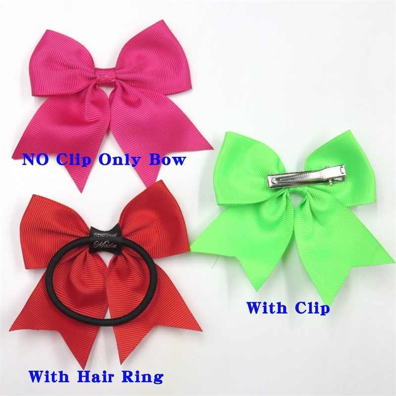 1PCS Swallowtail โบว์ริบบิ้นคลิปผมสำหรับหญิง Bohemian Hairpins Scrunchy เด็กเกาหลีอุปกรณ์เสริมสำหรับผมผู้หญิง