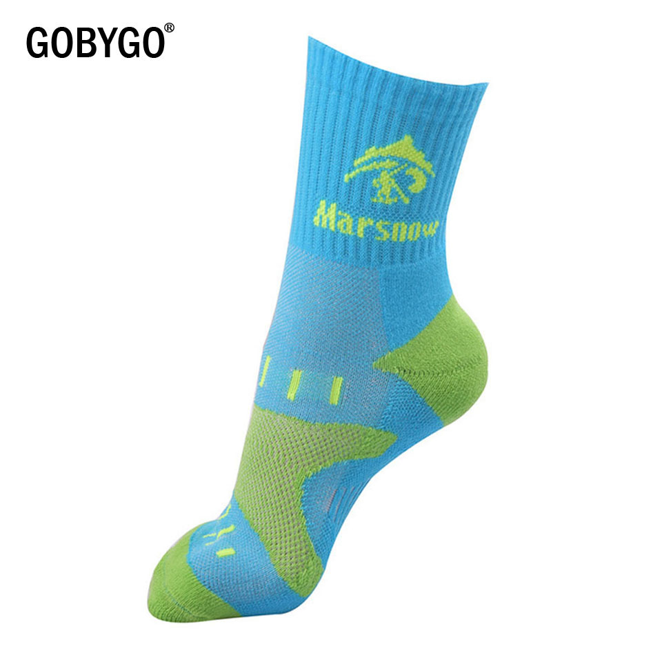 GOBYGO Ski Socks Winter Warm Children Men Women Outdoor Cycling Snowboarding Hiking Sport Socks Thicker Thermosocks