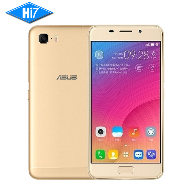Новый ASUS Zenfone Pegasus 3 s ZC521TL 3 ГБ RAM 32 ГБ/64 ГБ ROM Octa Ядро 5.2 ''Android 7 5000 мАч Отпечатков Пальцев 13MP 4 Г Мобильный телефон