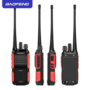 Image 2 - BF999S портативная рация Baofeng 5 Вт 1800 мАч UHF 16 каналов на большие расстояния портативная двухсторонняя рация простая в эксплуатации надежный конмуникатор
