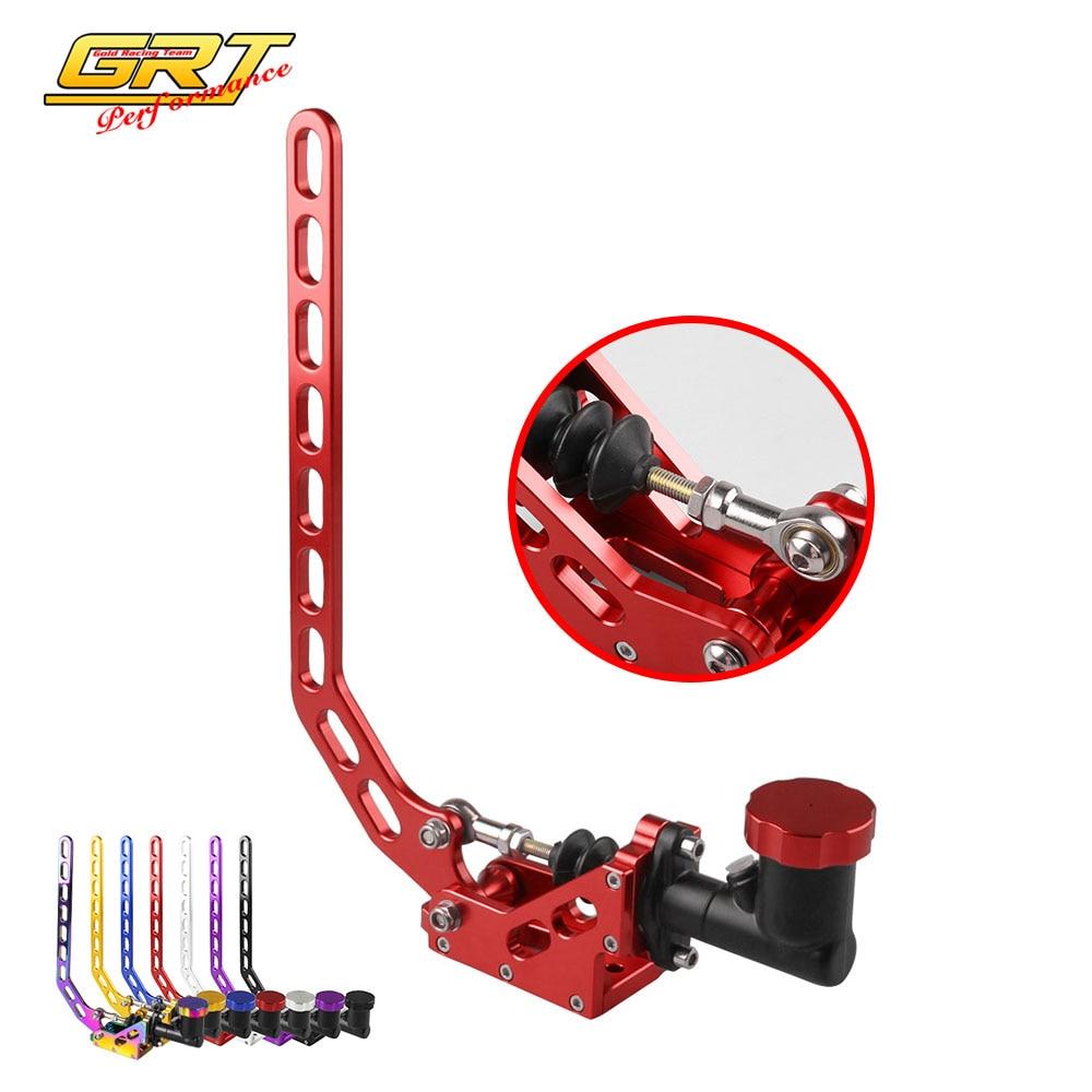 Universal Racing Car Hydraulic E-BRAKE Drift Rally Lever Handbrake Gear RED