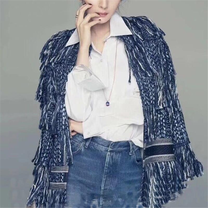 Tweed-jacket-Women-Fashion-Long-Sleeve-Fashion-Solid-OL-Elegant-Summer-Coat-2018-New-Fashion-Women