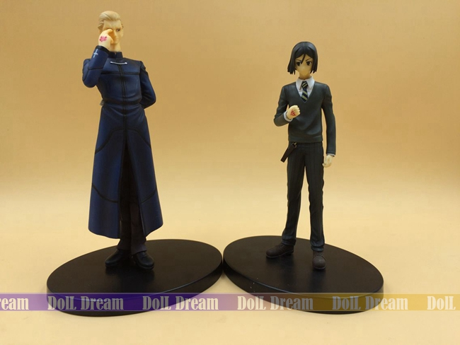 Toys & Hobbies Imported From Abroad 14-16cm Japanese Anime Figure Fate/stay Night Kayneth El Melloi Archibald/waver Velvet Action Figure Collectible Model Toys Removing Obstruction