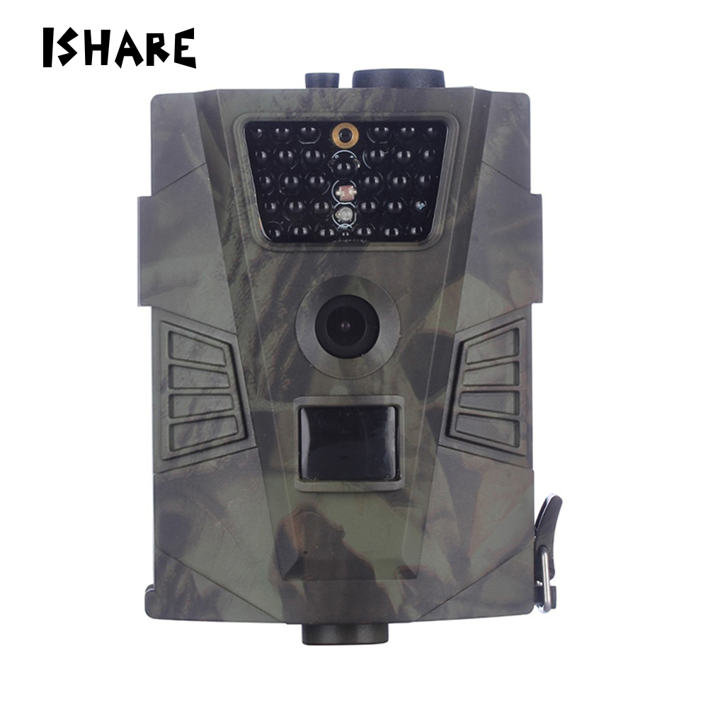 HD Infrared Night Vision Hunting Camera Outdoor Wild Animal Waterproof Hunter Video Camera For Hunting Deer 5x42 hunting night vision magnification camouflage high definition night vision telescope portable infrared camera video