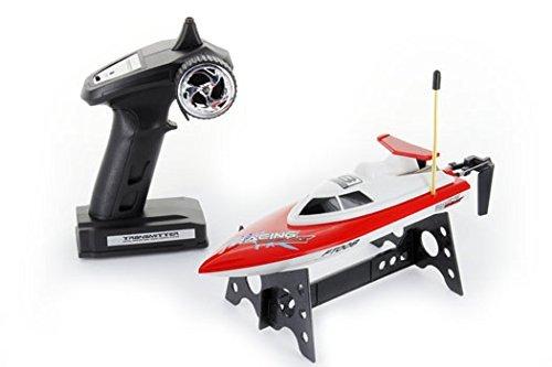 Feilun FT008 4CH 2.4 GHz 27 Mhz RTR RC Mini alta velocidad barco carreras de Control remoto eléctrico de velocidad Toys & Hobby F16237 / 38