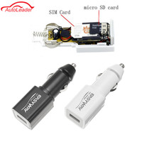 Mini Real Time Car GPS Locator Tracker Support GSM GPRS SD Card Phone USB Car Charger