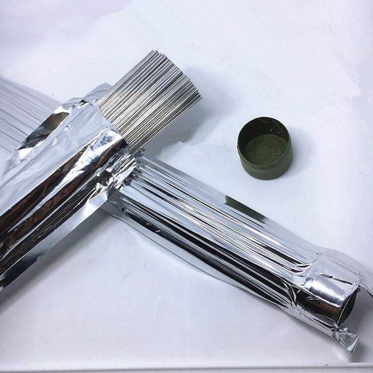 Алюминиевые ремонтные сварочные стержни WE53 флюс корд низкой температуры пайки провода 500x2,0 мм 19,68x0,079