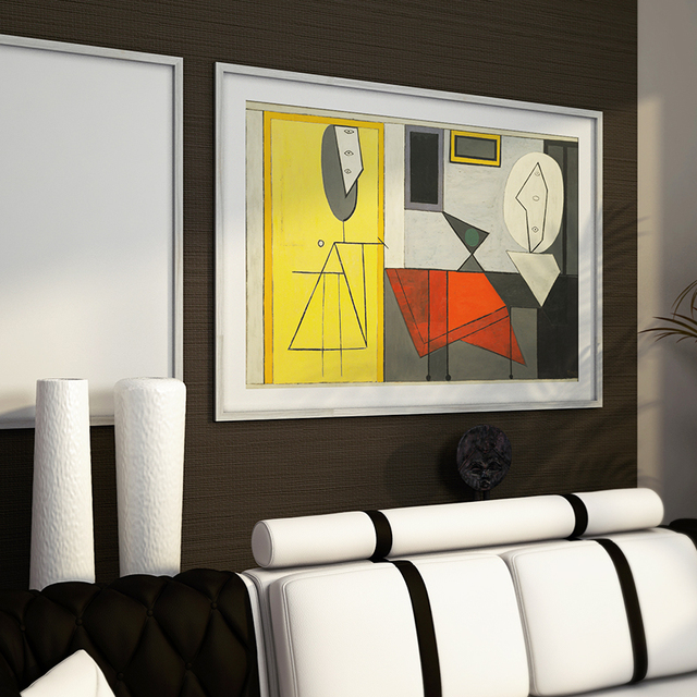 Classic Artist Pablo Picasso Abstract King Size Poster Print  1