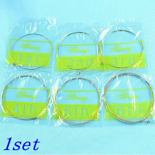 Free Shipping 1 Set Of 6 Steel Strings For Electric Guitar 150XL/.023 Gauge