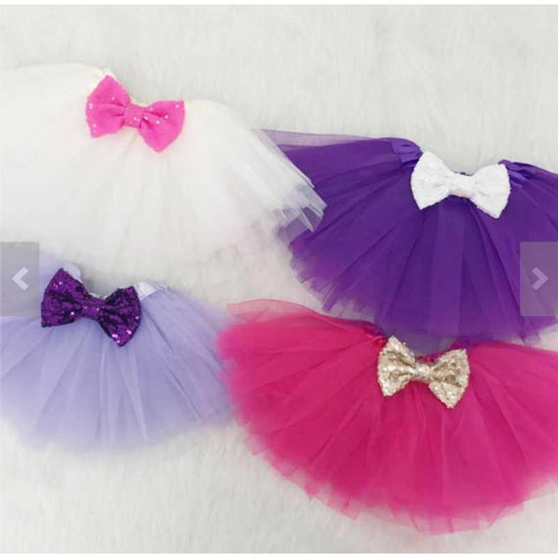 aa50cc1fe Faldas tutú para bebés y niñas, tutú bonito para niños, falda de tul ...