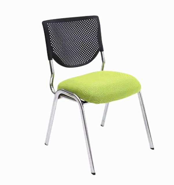 Alta Qualidade Pano de Malha Respirável Cadeira de Escritório Portátil Macio Almofada Cadeira Do Computador Cadeira Reunião Membro Da Equipe