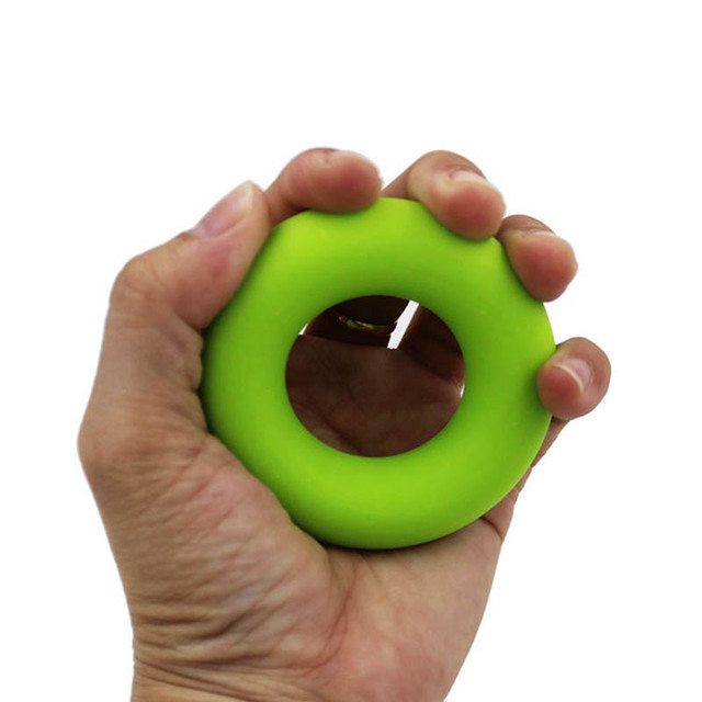 griping ring with finger ring