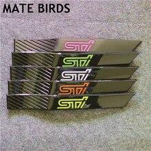 Мате птицы 11 поколения КРЫЛО боковой крыла Subaru STI
