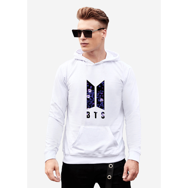 BTS Flower Boom Members Hoodies